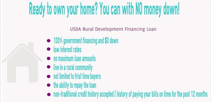 Kentucky Rural Housing USDA Loans