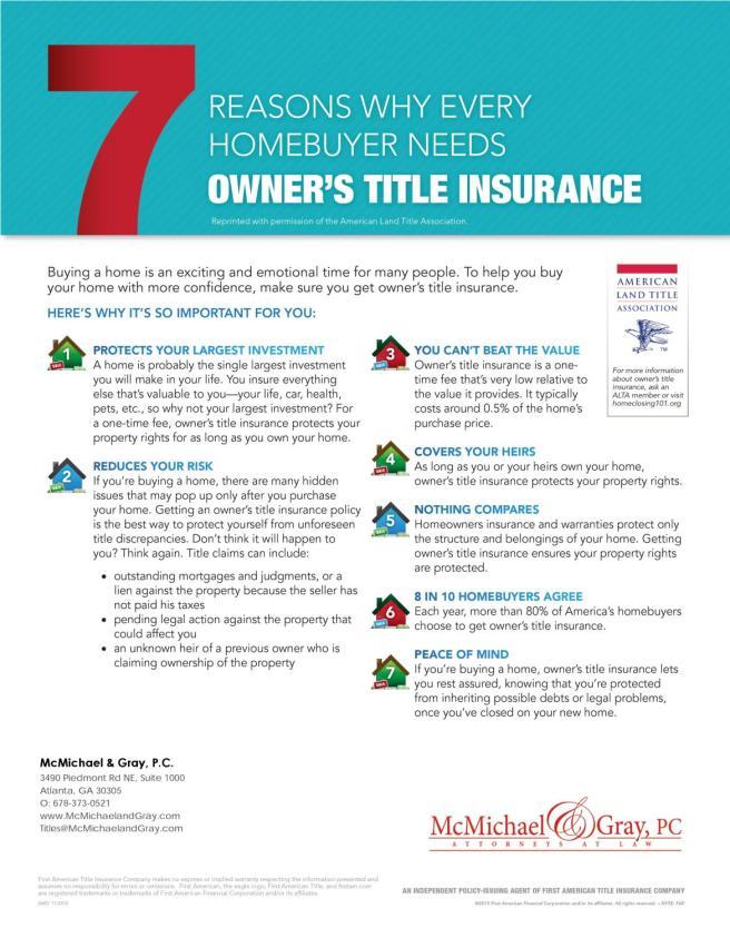 OwnersTitleInsurance