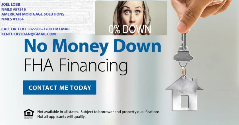 Kentucky First Time Home Buyer Loans for 2019