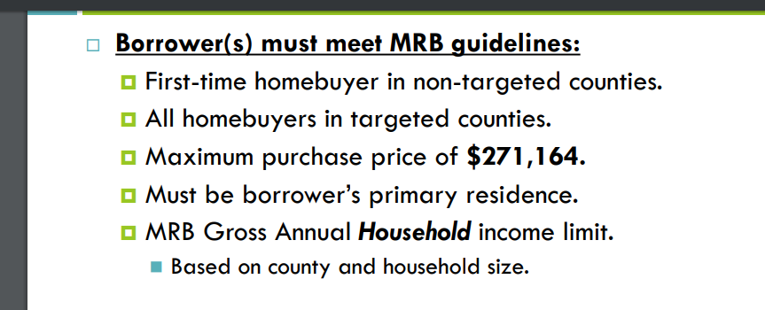 Kentucky Housing MCC | KHC Mortgage CreditCertificate