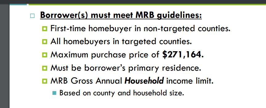 Kentucky Housing MCC   KHC Mortgage CreditCertificate