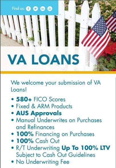 VA Mortgage Lender in Kentucky
