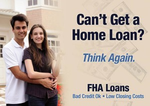 FHA Loans In Kentucky for Bad Credit